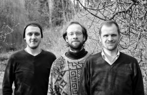 das Trio Prätzlich / Lewis / Beierbach