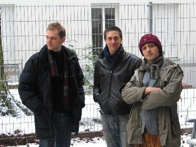 Bandfoto Trio Morisca