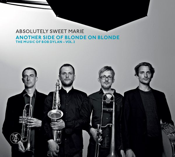 CD-Cover TMR 003: Another Side Of Blonde On Blonde by Absolutely Sweet Marie